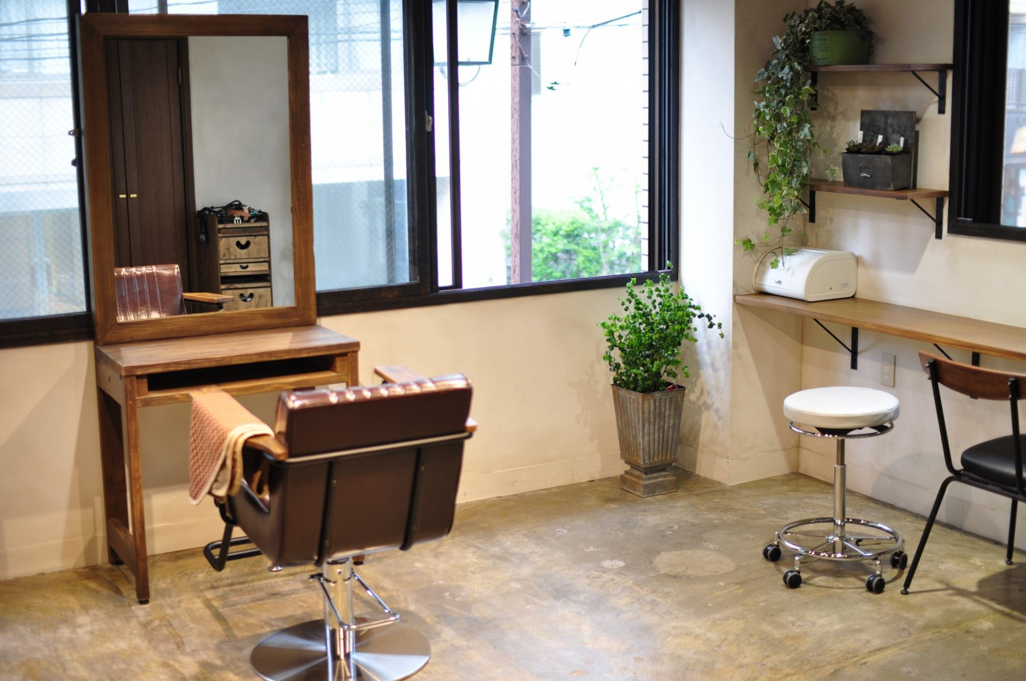 髪の診療所・アレルギー対策美容院   sakasitaweed